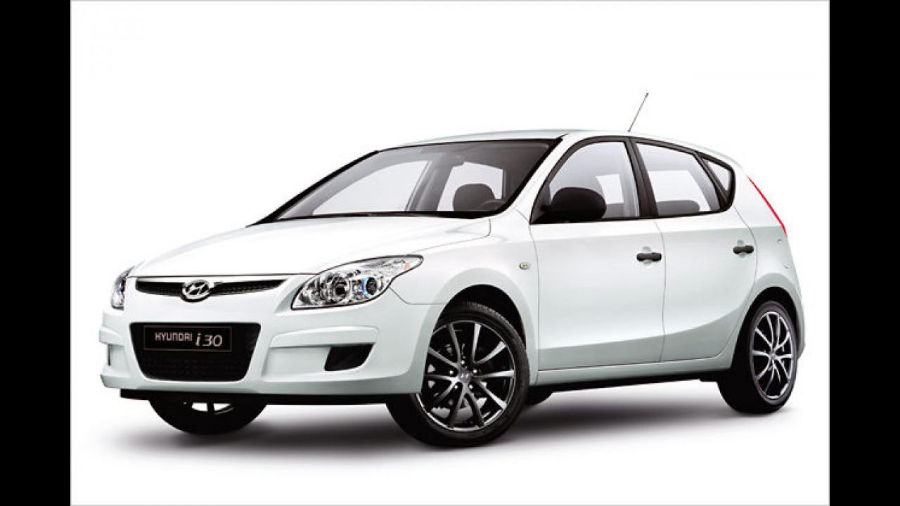 Hyundai i30 White Edition