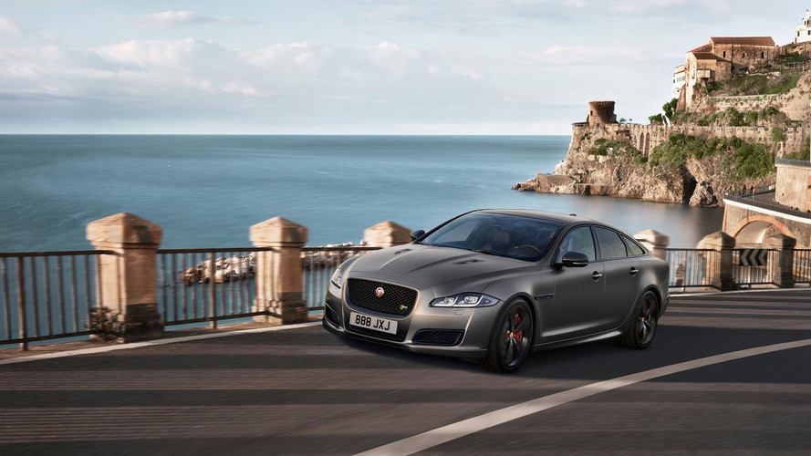 Jaguar modernise la XJ