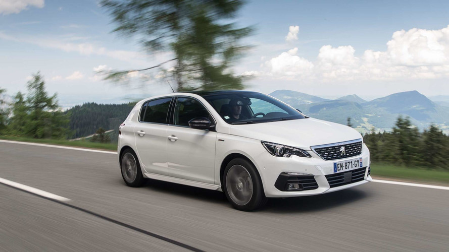 2018 Peugeot 308 Review: Flashes Of Appeal