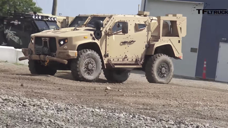 Meet The JLTV, The Beastly Replacement For The Humvee