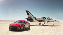 Jaguar F-Type with all-wheel drive
