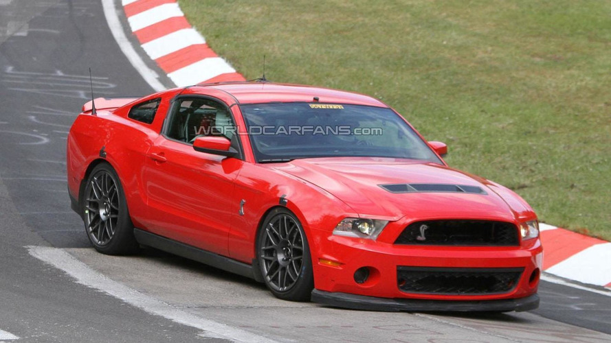 Ford Performance Vehicle Chief Engineer says Nurburgring lap times are just marketing - report