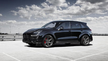 TOPCAR dresses up the Porsche Cayenne facelift