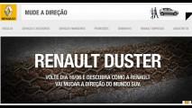 Renault Duster em contagem regressiva