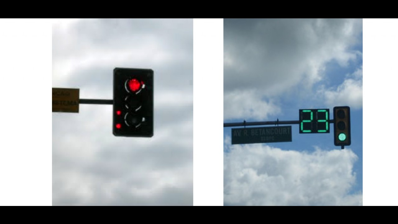 Designer propõe novo padrão para semáforos, mas...