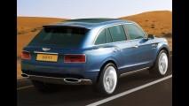 Reprovado: SUV da Bentley será redesenhado