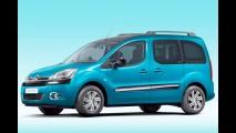Citroën também mostra visual reestilizado do Berlingo