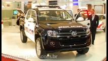 Interseg: VW Amarok também ganha versão policial