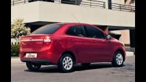 Ka+ indiano terá câmbio PowerShift, ar digital e seis airbags - veja fotos