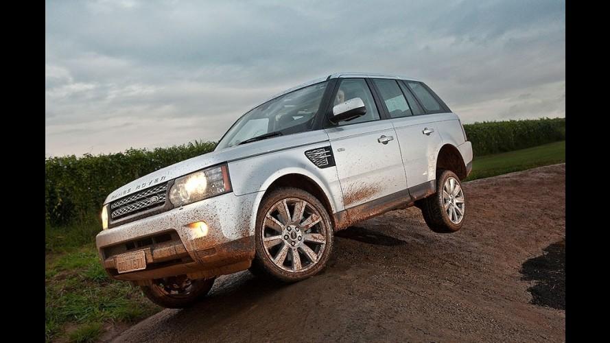 Nova geração do Range Rover Sport será apresentada no Salão de Genebra