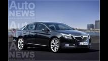Opel Omega poderá voltar ao mercado em 2013