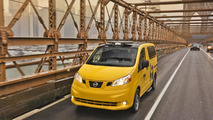 2014 Nissan NV200 New York City Taxi of Tomorrow 03.04.2012
