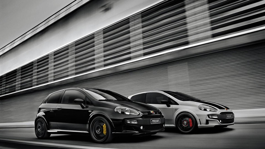 Abarth Punto SuperSport - new details released
