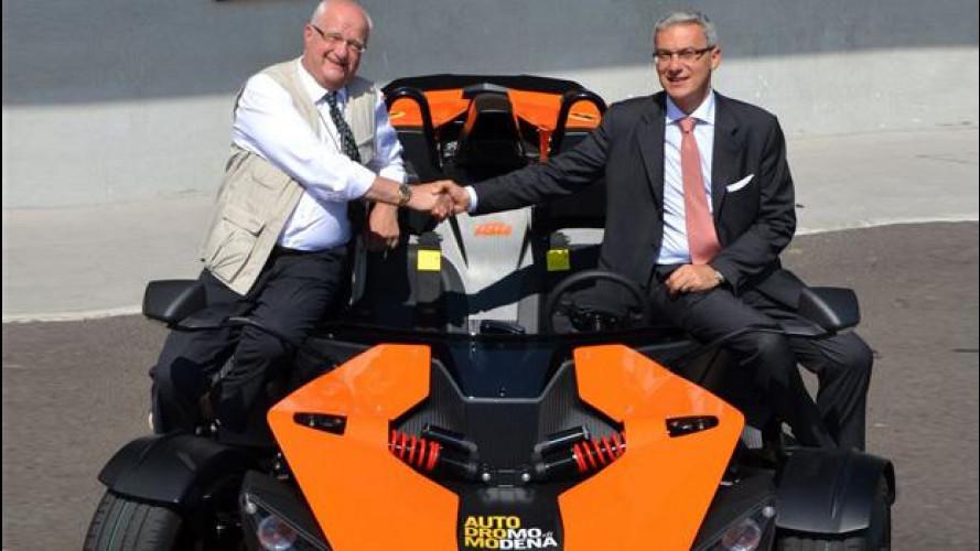 Maurizio Bombarda è il nuovo presidente di Vintage S.p.A. - Autodromo di Modena
