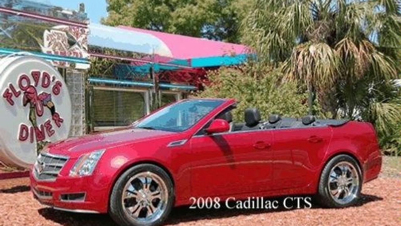 Cadillac CTS Convertible