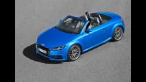 Nuova Audi TT Roadster