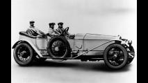 Rolls Royce 1701 Experimental Speed Car