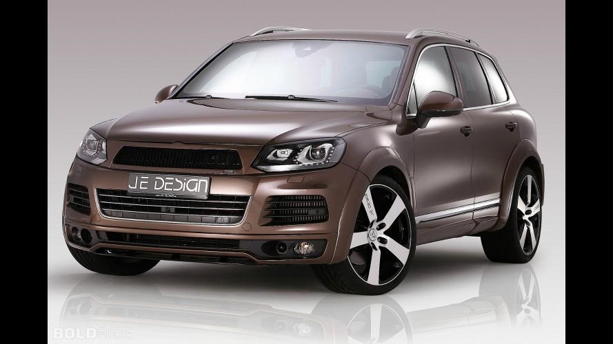 JE Design Volkswagen Touareg R-Line Widebody