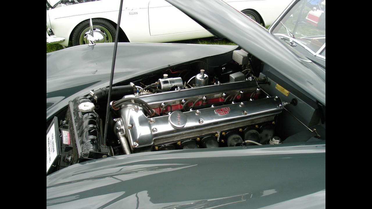 Jaguar XK140 MC