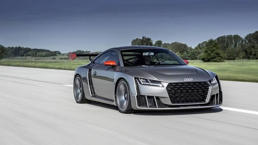 Audi TT: Die heißesten Studien