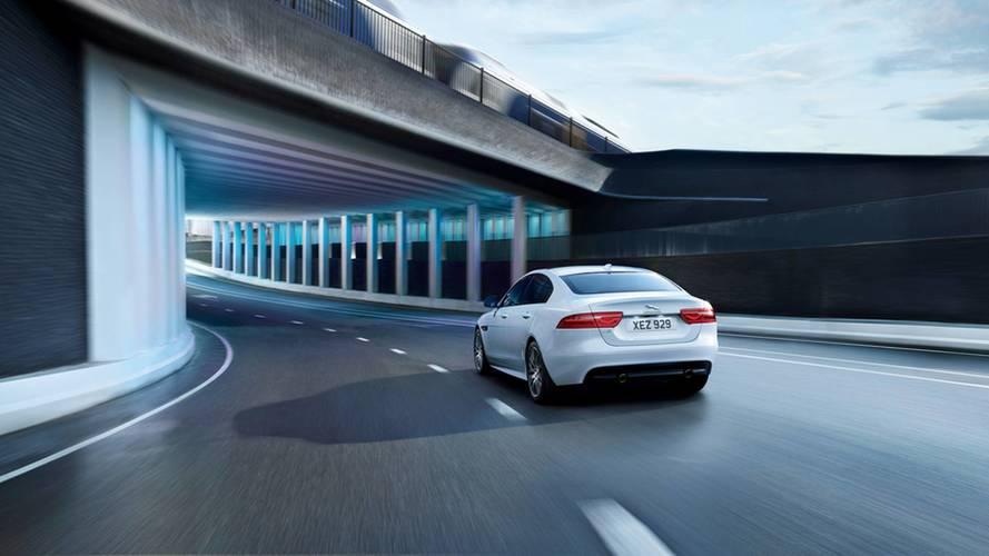 2019 Jaguar XE Landmark Edition