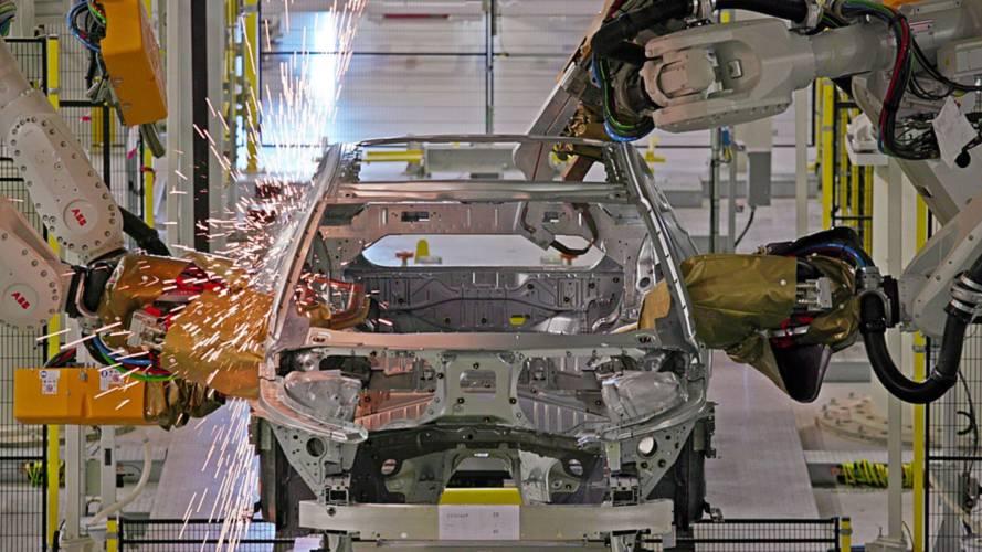 Fábrica Volvo - Carolina do Sul