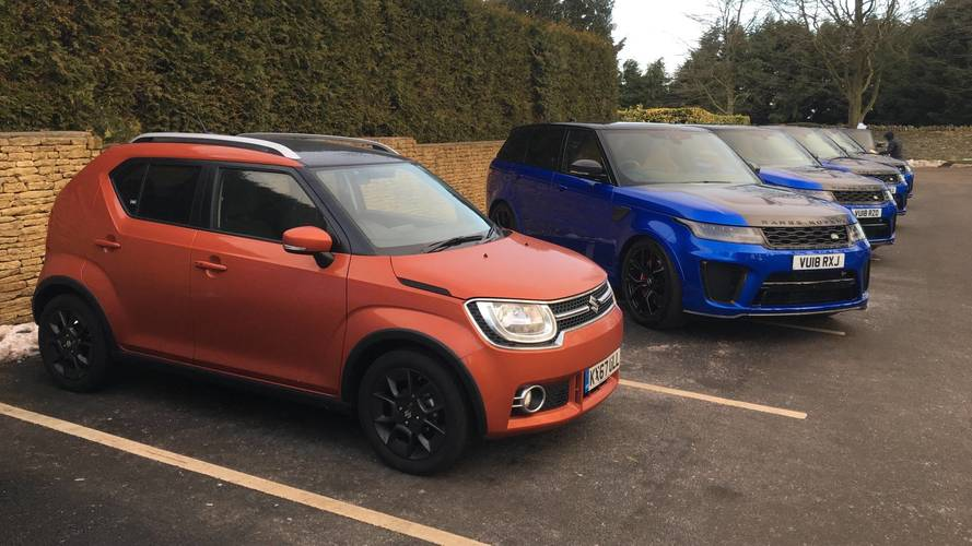 Suzuki Ignis 1.2 SZ5 AllGrip: Living with it