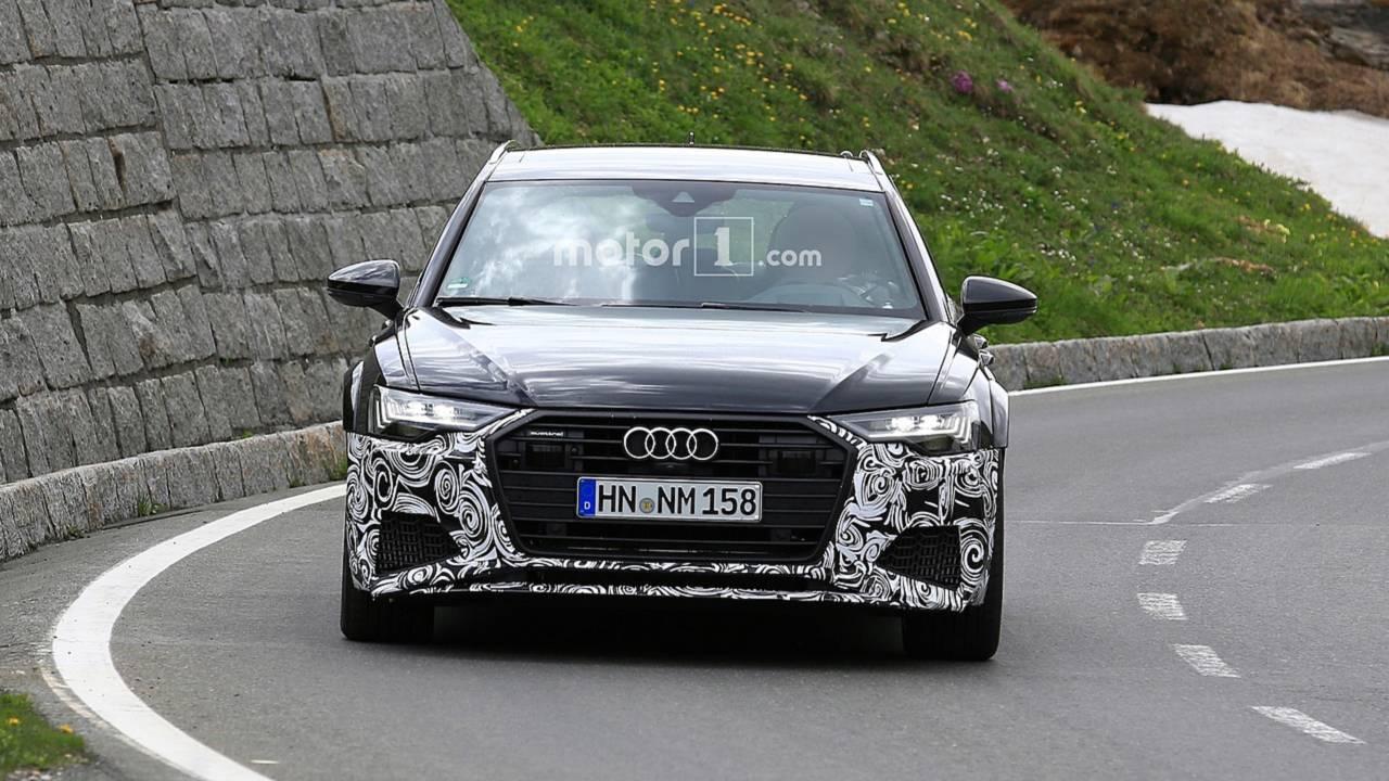 Photo espion Audi RS 6 Avant