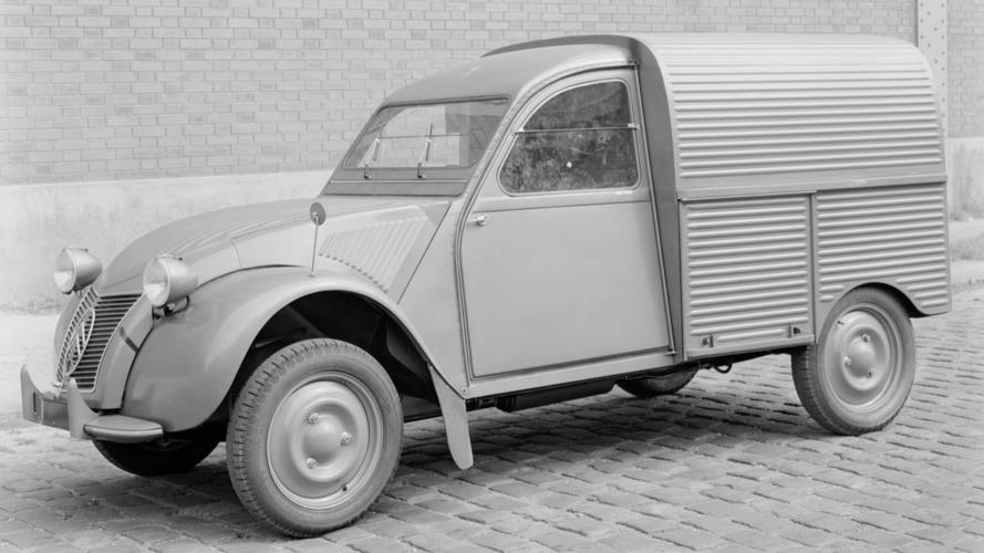Rétromobile - Citroën rendra hommage à ses utilitaires