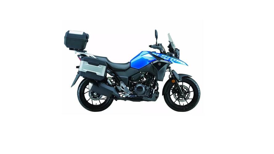 Suzuki'nin yeni modelleri V-Strom 250 ve GSX250R Avrupa'ya geliyor
