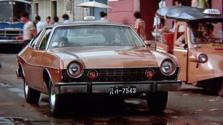 Spécial 007 - L'AMC Matador de Scaramanga