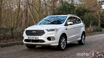 Essai Ford Kuga Vignale (2016) - 2.0 TDCi 180