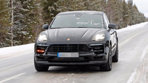 Porsche Macan Refresh Spy Photos