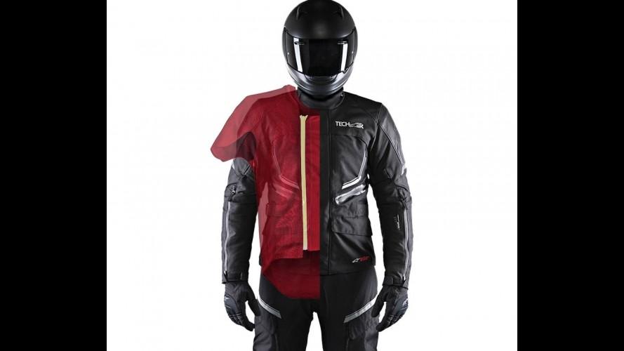 BMW e Alpinestars firmam parceria para nova jaqueta com airbag