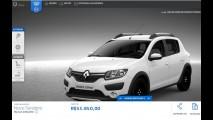 Sandero Rip Curl já aparece no configurador online da Renault por R$ 53.850