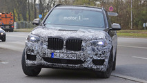 2018 BMW X3 casus fotoğrafları
