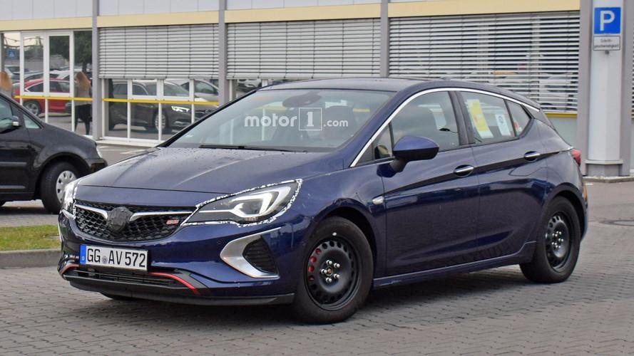 C'est le retour de l'Opel Astra GSi !