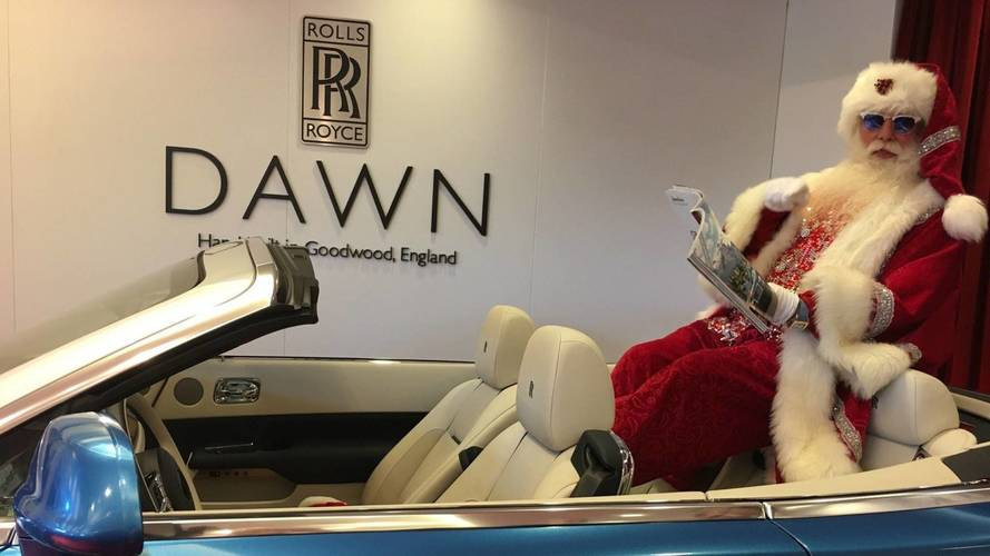 His'n'hers Rolls-Royces make lovely presents for the super-rich