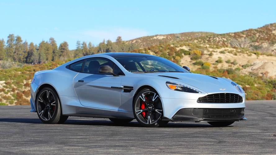 2018 Aston Martin Vanquish S Coupe Review: Going Out With A Bang