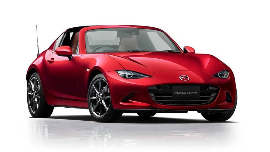 Visszafogott mértékben, de frissült a 2018-as Mazda MX-5 Miata