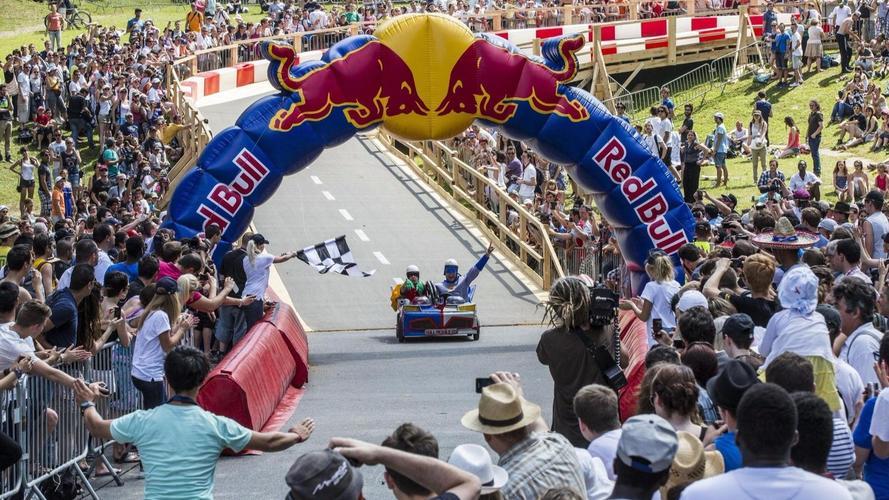 Red Bull Caisses à Savon 2017 - Rendez-vous le 1er octobre