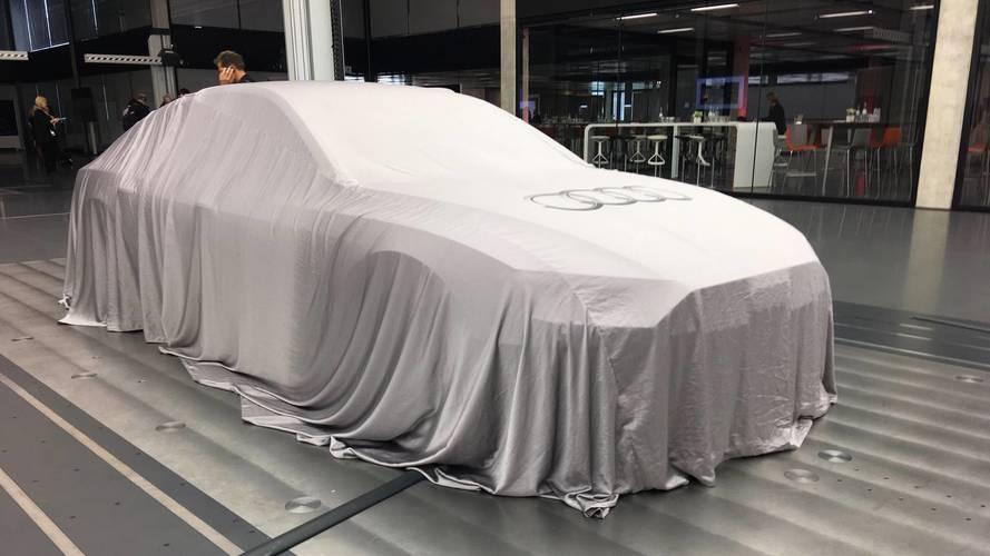 Top Secret Audi Design Center Explored