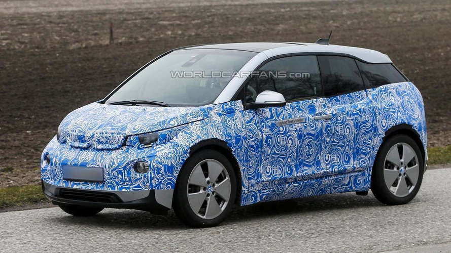 BMW already has 100,000 requests for an i3 test drive - report