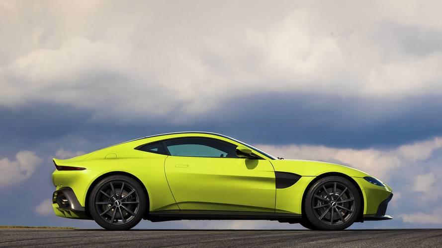 Aston Martin a vendu la quasi totalité des Vantage prévues pour 2018