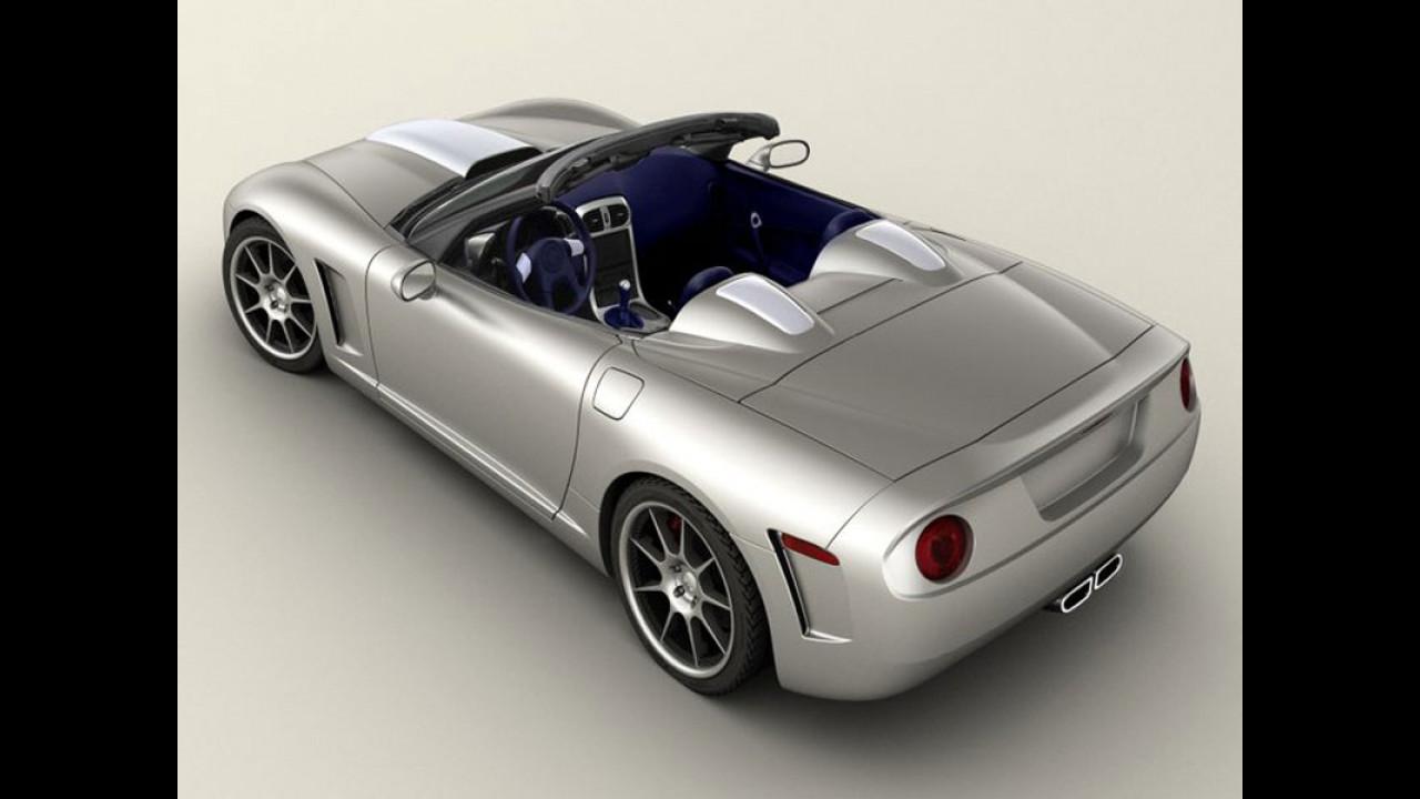 Corvette C16 Convertible