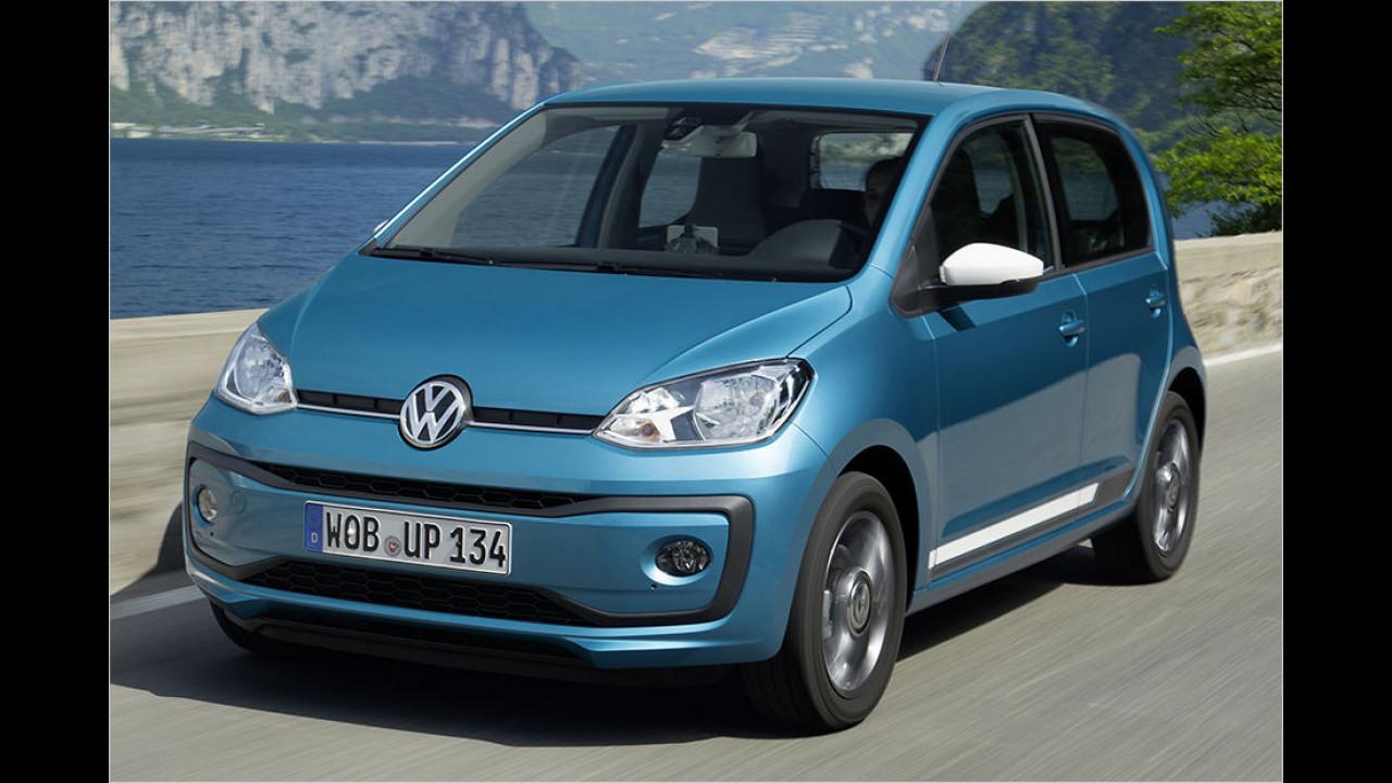 Der beste Kompromiss-Kleinstwagen: VW Up