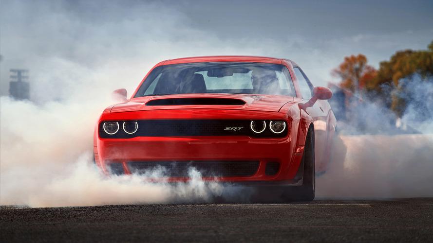 A dragsterek álma lett a Dodge Challenger SRT Demon