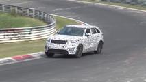 Range Rover Velar SVR Nurburgring