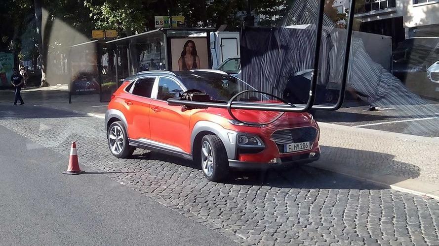 Hyundai Kona dá as caras justamente em Lisboa