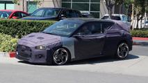 2019 Hyundai Veloster / Turbo Spy Shots